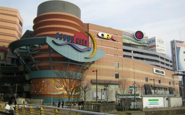 キャナルシティ博多(商業施設)